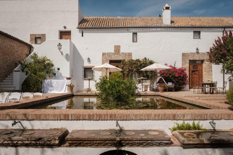 Elegant Destination Wedding in Fain Viejo, Cadiz - Spain
